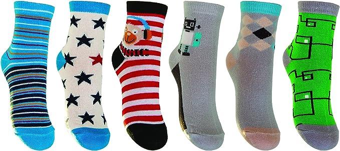 Scorpio, niños calcetines, calcetines de deporte para joven, skc/sta/MIX2 Multicolor multicolor: Amazon.es: Ropa y accesorios