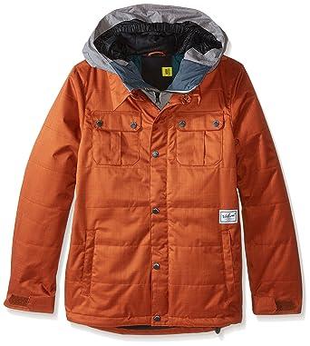 0f73746f466a Amazon.com  Volcom Boys  Big Neolithic Insulated Jacket