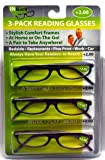 In Reach 3 Pack Reading Glasses