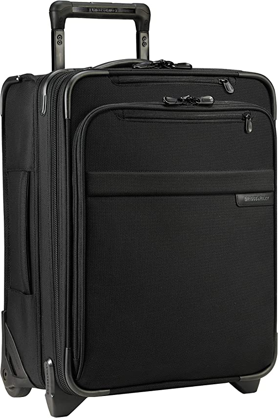 The Briggs & Riley Baseline Upright Luggage travel product recommended by Priya Chaudhary on Lifney.