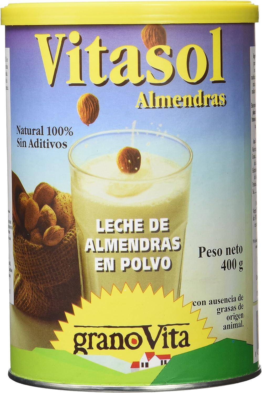 Granovita Vitasol Almendras Bebida Vegetal - 400 gr: Amazon.es: Alimentación y bebidas