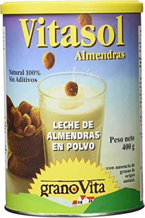 Granovita Vitasol Almendras Bebida Vegetal - 400 gr