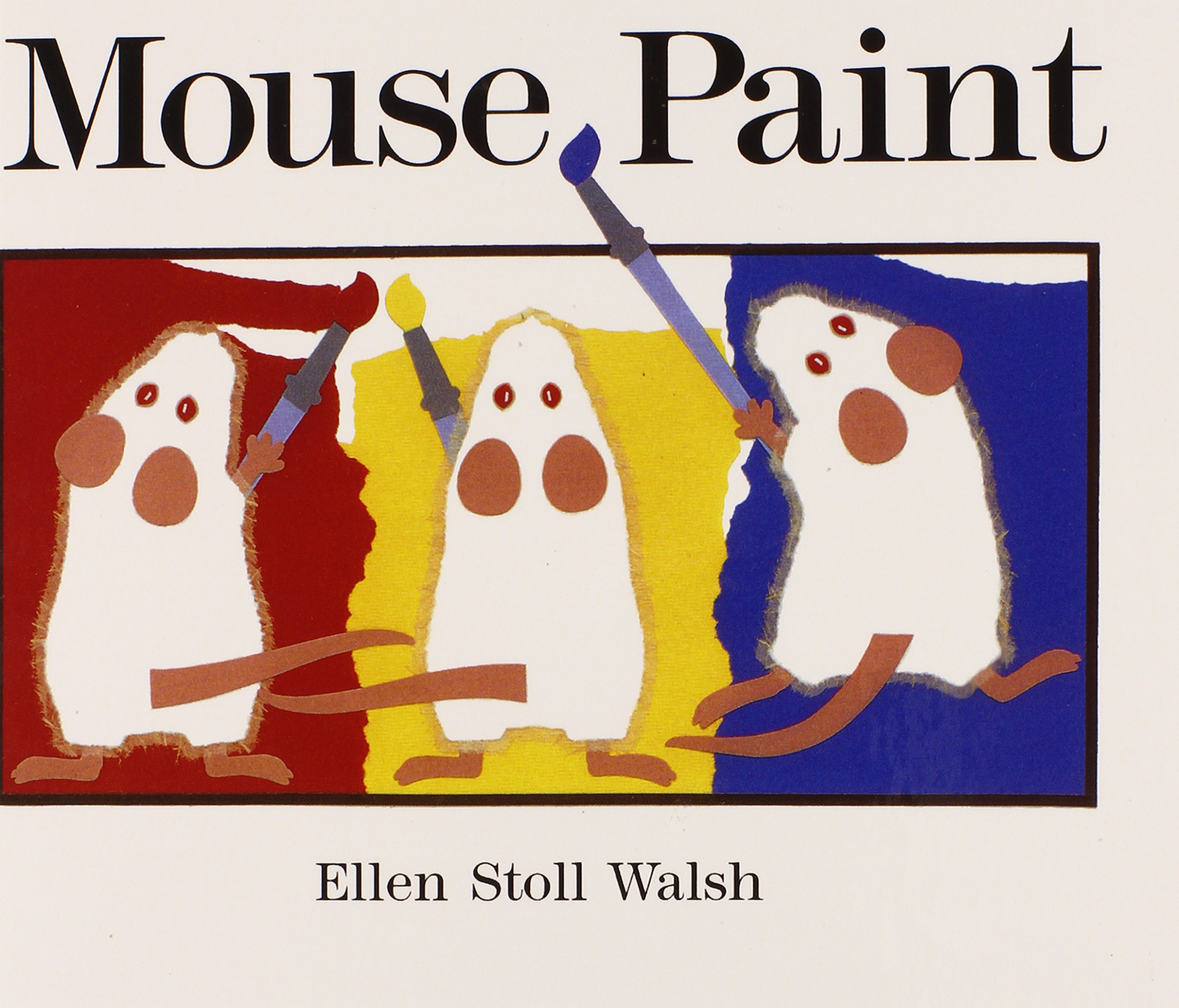 Image result for mouse paint book