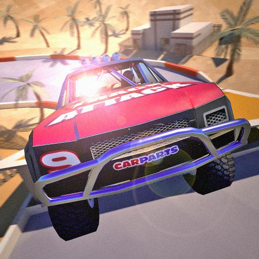 (Turbo Skiddy Racing)