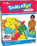 TINKERTOY 65 Piece Essentials Value Set