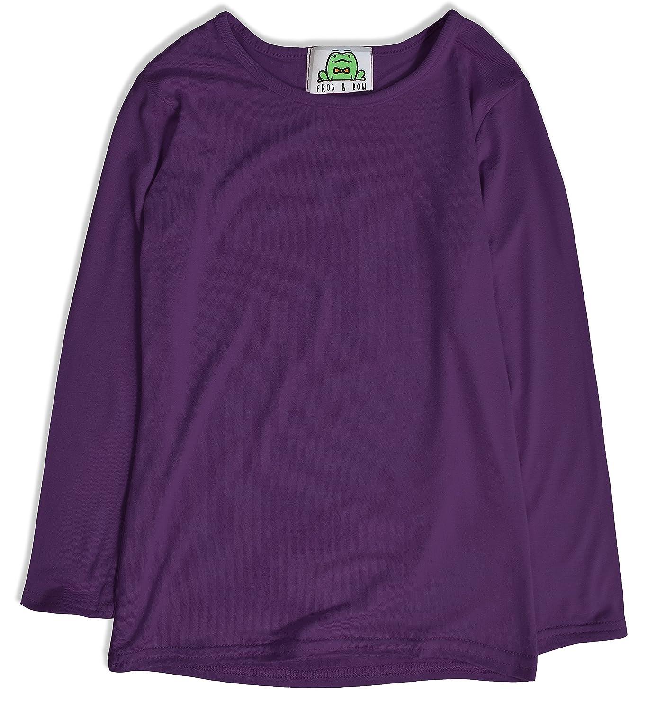 Jollyrascals Jolly Rascals Girls Long Sleeved Stretch Fit T-Shirt
