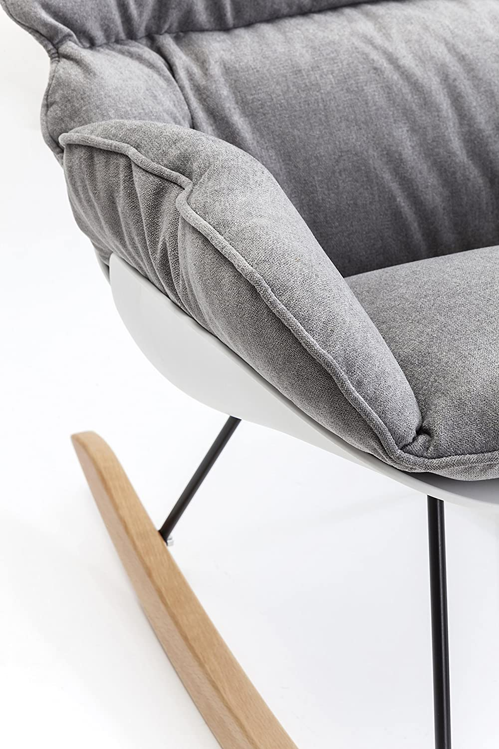 KARE Design - Silla Mecedora Design Rocking Chair Alicante ...