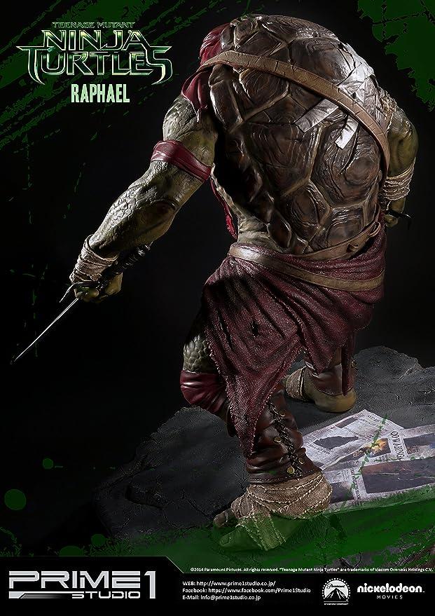 Prime 1 Studio Statue Sideshow Raphael Movie Teenage Mutant ...