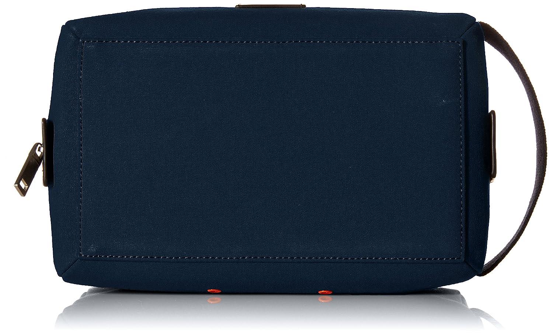 Amazon.com: Jack Spade Men's Surf Canvas Travel Kit, Washed Blue: Clothing