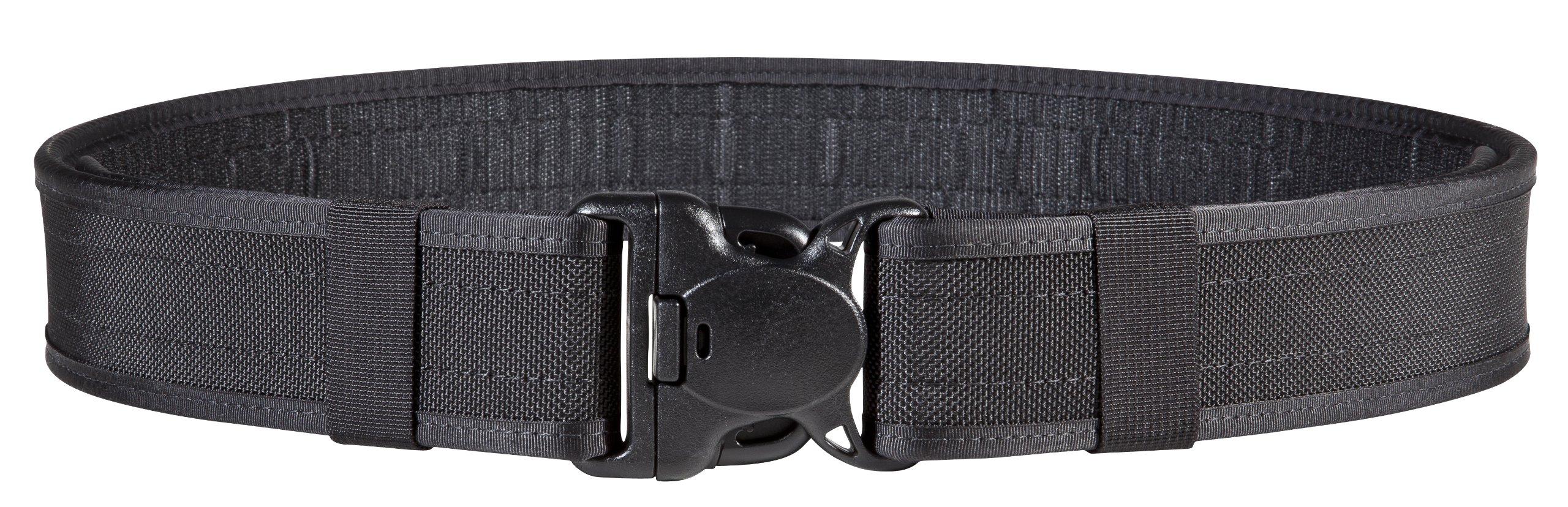 Bianchi 7220 Black Nylon Duty Belt wth Hook (X-Large) by Bianchi