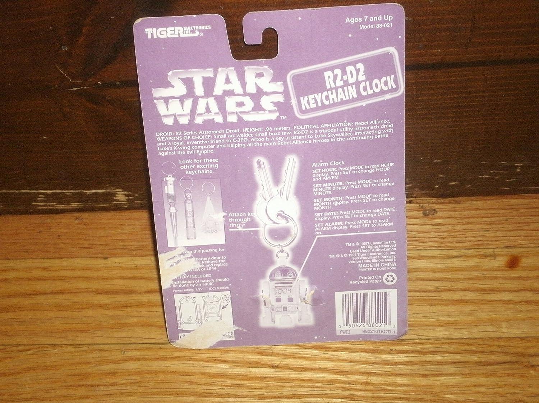 Star Wars R2-D2 Keychain Clock