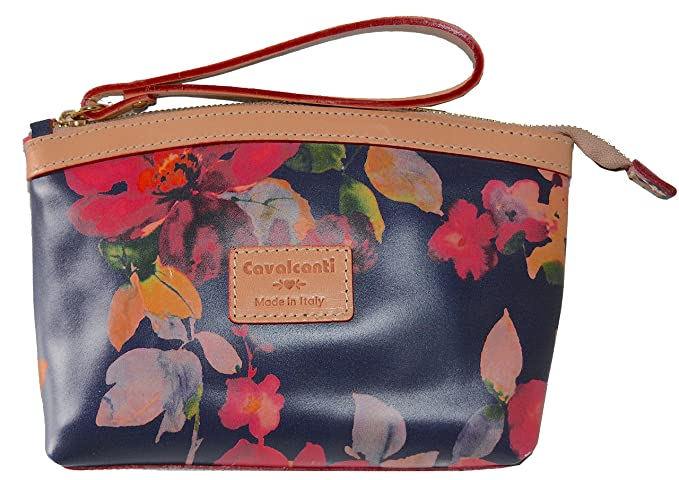 3905e5c07cc8 Image Unavailable. Image not available for. Colour  Cavalcanti Wristlet Bag  From Italy Leather ...