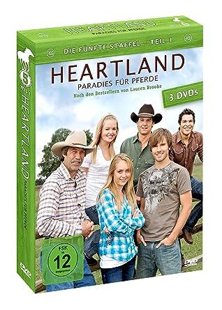 Heartland Paradies Für Pferde Die Fünfte Staffel Teil 1