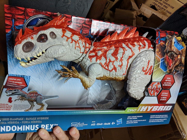 Amazon Com Hasbro Jurassic World Rampage Indominus Rex Action