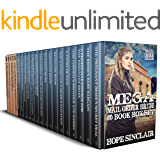 Mail Order Bride: Mega Mail Order Bride 20 Book Box Set (Historical Western Romance)