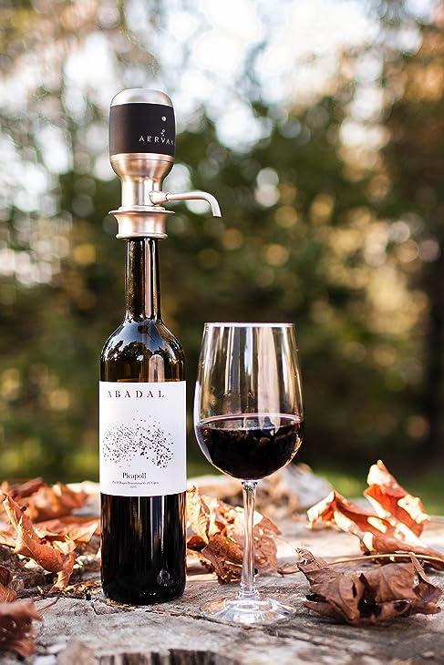 Aervana - One-Touch Luxury Wine Aerator