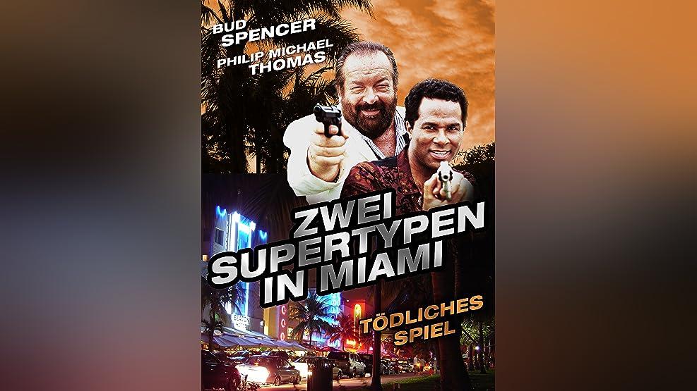 Zwei Supertypen in Miami - Tödliches Spiel