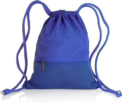 Mesh bolsa de deporte Gym saco Bag turnbeutel bolsa