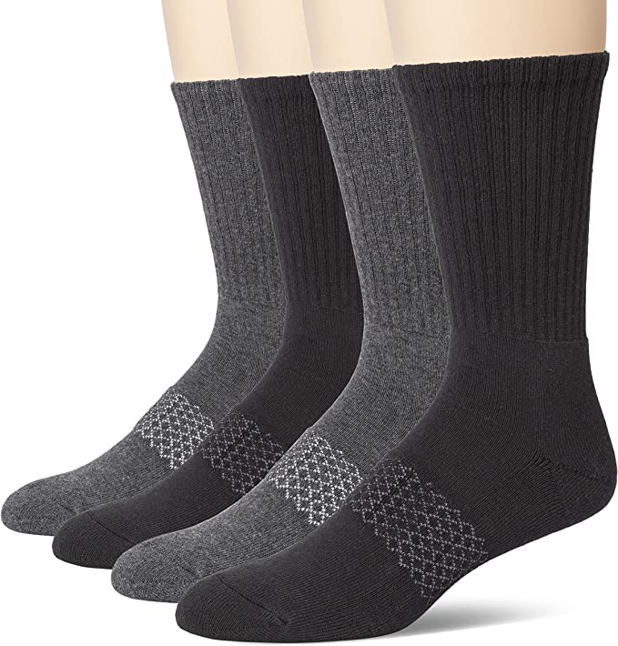 *CHEAP* 24 PAIRS x Mens Bonds Acrylic Work Socks Ultimate Comfort Crew Black