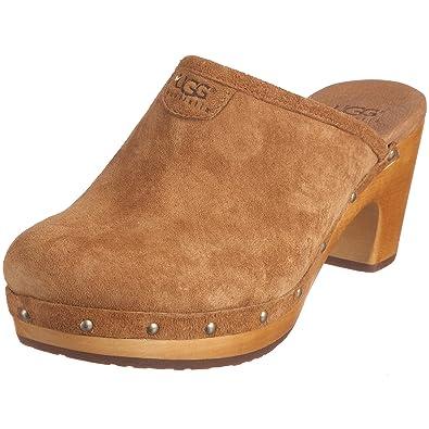 UGG Women's 5772 ABBIE Boots, Chestnut, ...
