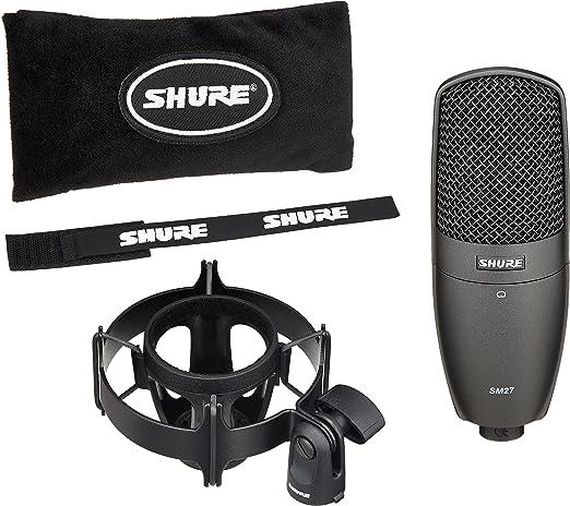 Shure (SM27-SC) Condenser Microphone