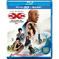 xXx: Return of Xander Cage (Blu-ray 3D & Blu-ray)