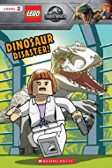 Dinosaur Disaster! (LEGO Jurassic World: Reader) Kindle Edition