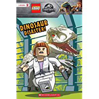 Dinosaur Disaster! (LEGO Jurassic World: Reader)