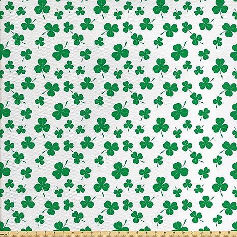 Fabric By the Yard Shamrock St Patricks Day 44 Fabric