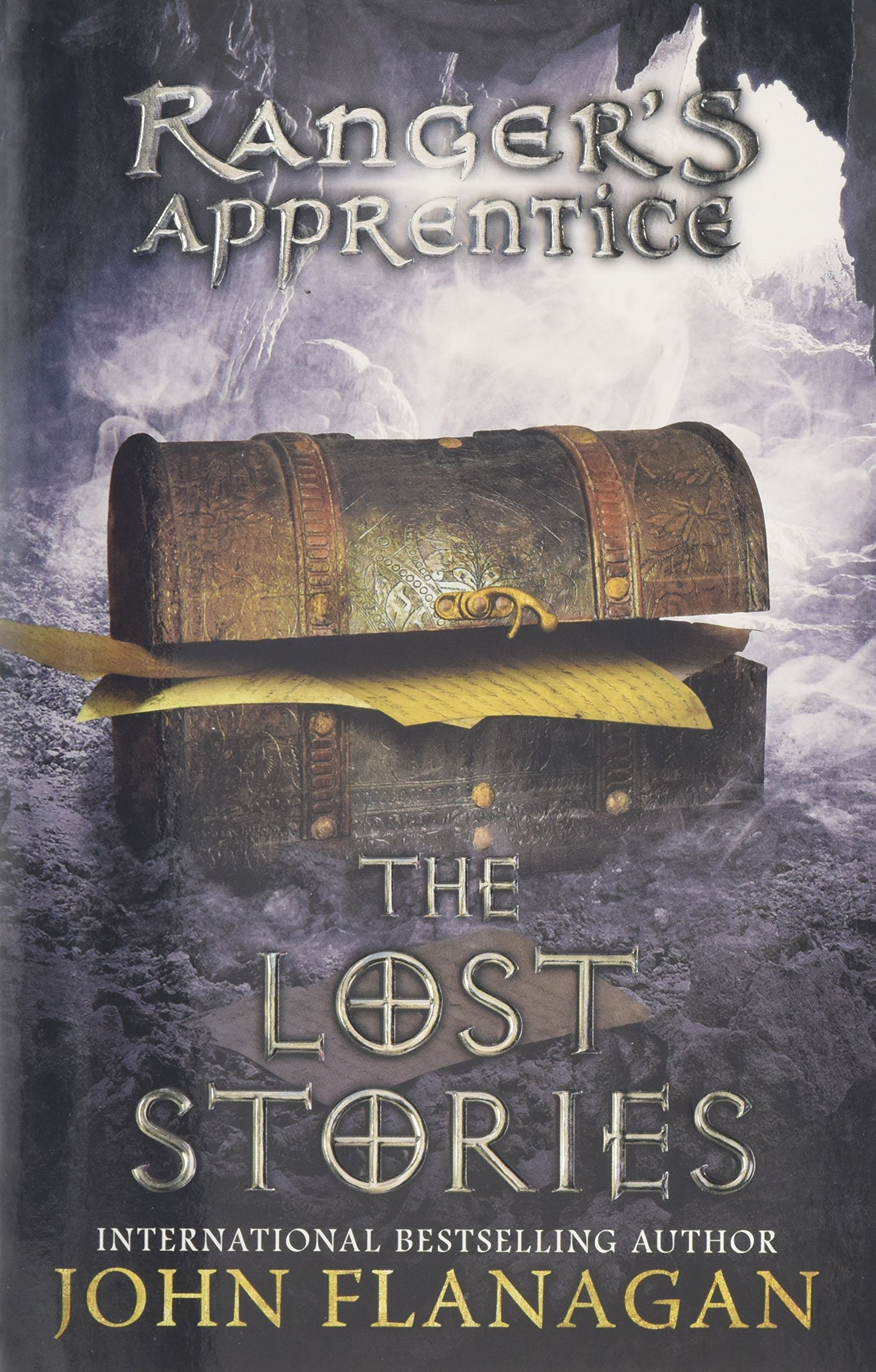 The Lost Stories: Book 11 (ranger's Apprentice): John A Flanagan:  9780142421956: Amazon: Books