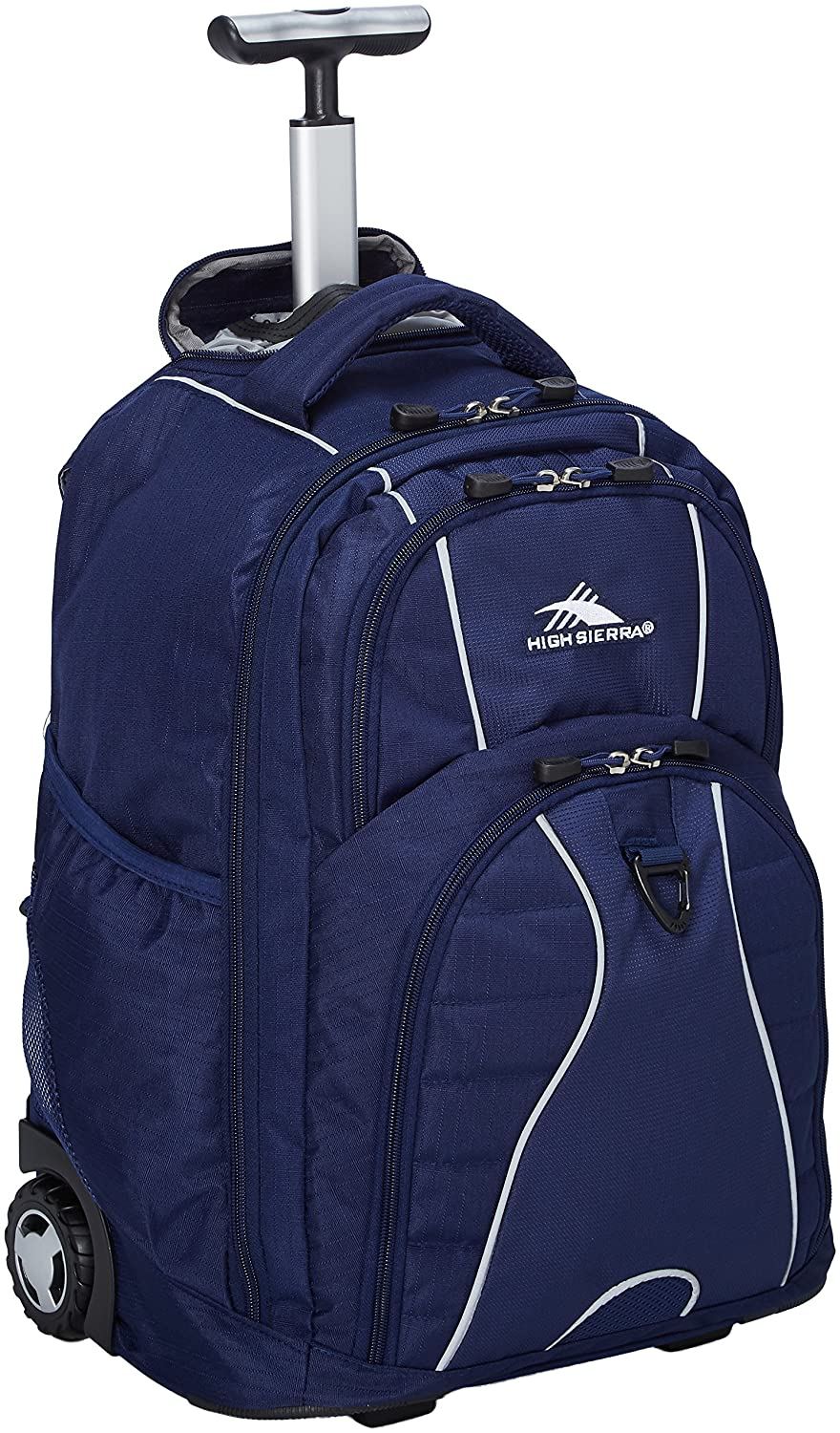High Sierra Freewheel Wheeled Laptop Backpack