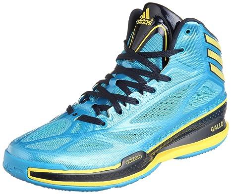 competitive price fd95e 774fc adidas , Scarpe da basket uomo blu 48 23