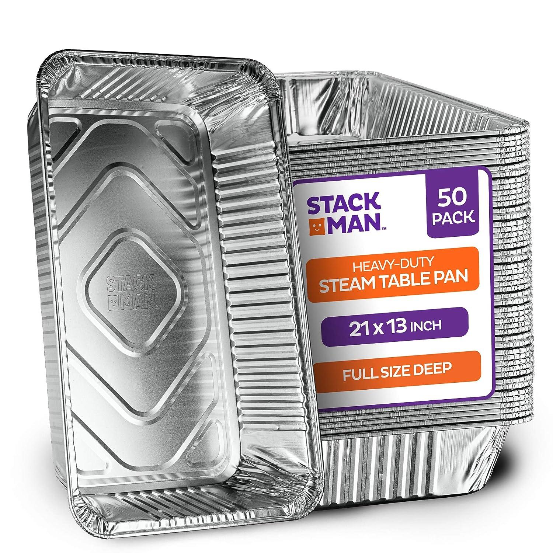 Aluminum Foil Pans - 21