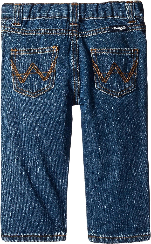 Wrangler Authentics Boys/' Relaxed Straight Jean