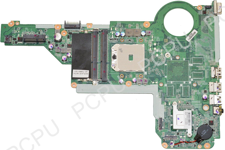 HP Pavilion 15-E 17-E AMD FS1 Laptop Motherboard 720691-501
