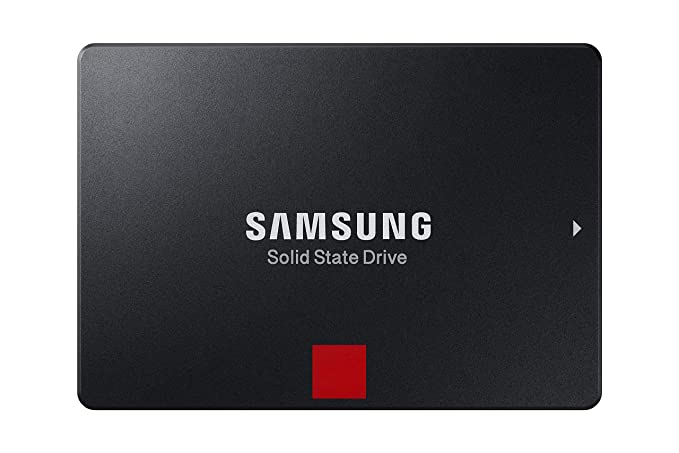 Samsung 860 PRO 2TB 2.5 Inch SATA III Internal Solid State Drive (MZ-76P2T0BW) Internal Solid State Drives at amazon