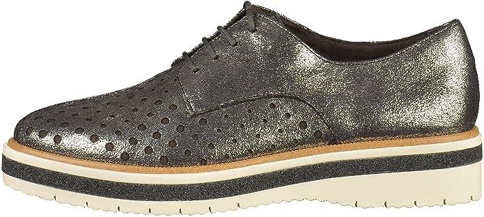 Tamaris Women's 23732 Low Top Sneakers: Amazon.co.uk: Shoes
