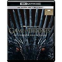Game of Thrones: The Complete Final Season 8 (4K UHD & HD) (6-Disc Box Set)