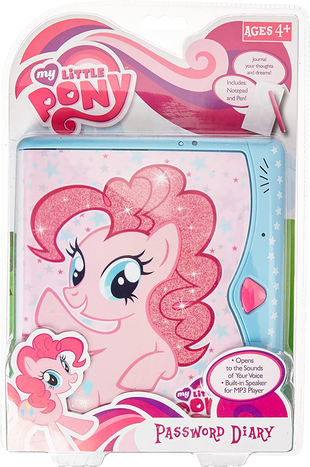 Amazon.es: My Little Pony My Little Pony Password Journals by My Little Pony: Juguetes y juegos