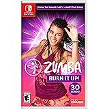 Zumba Burn It Up! Nintendo Switch.-NSW - Standard Edition - Nintendo Switch