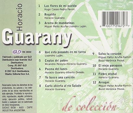 Folclore de Coleccion: Horacio Guarany: Amazon.es: Música