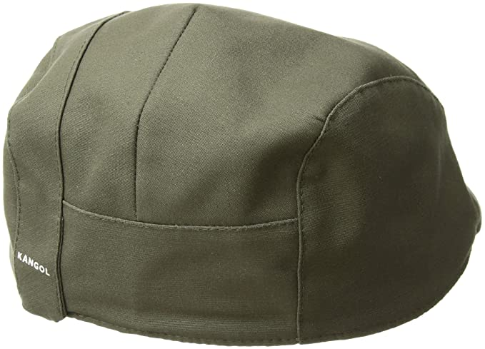 hot sale online 8bf29 8ffe8 Kangol Men s Placket Adjustable Ivy Cap with Tartan Lining and Trim at  Amazon Men s Clothing store