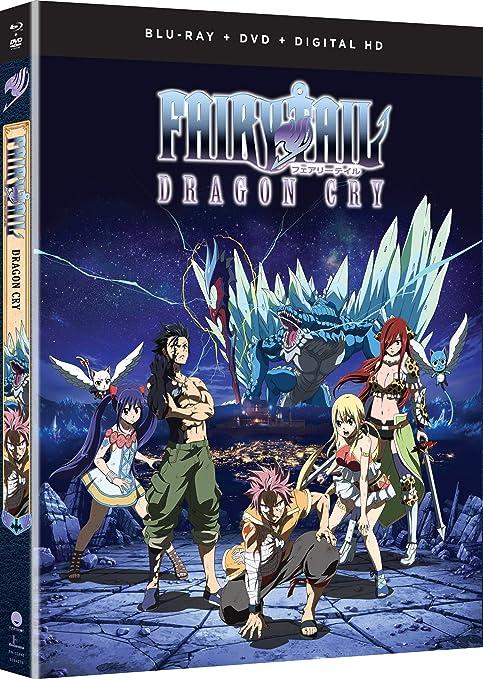 Amazon Com Fairy Tail Dragon Cry Movie Blu Ray Todd Haberkorn Cherami Leigh Newton Pittman Tatsuma Minamikawa Movies Tv