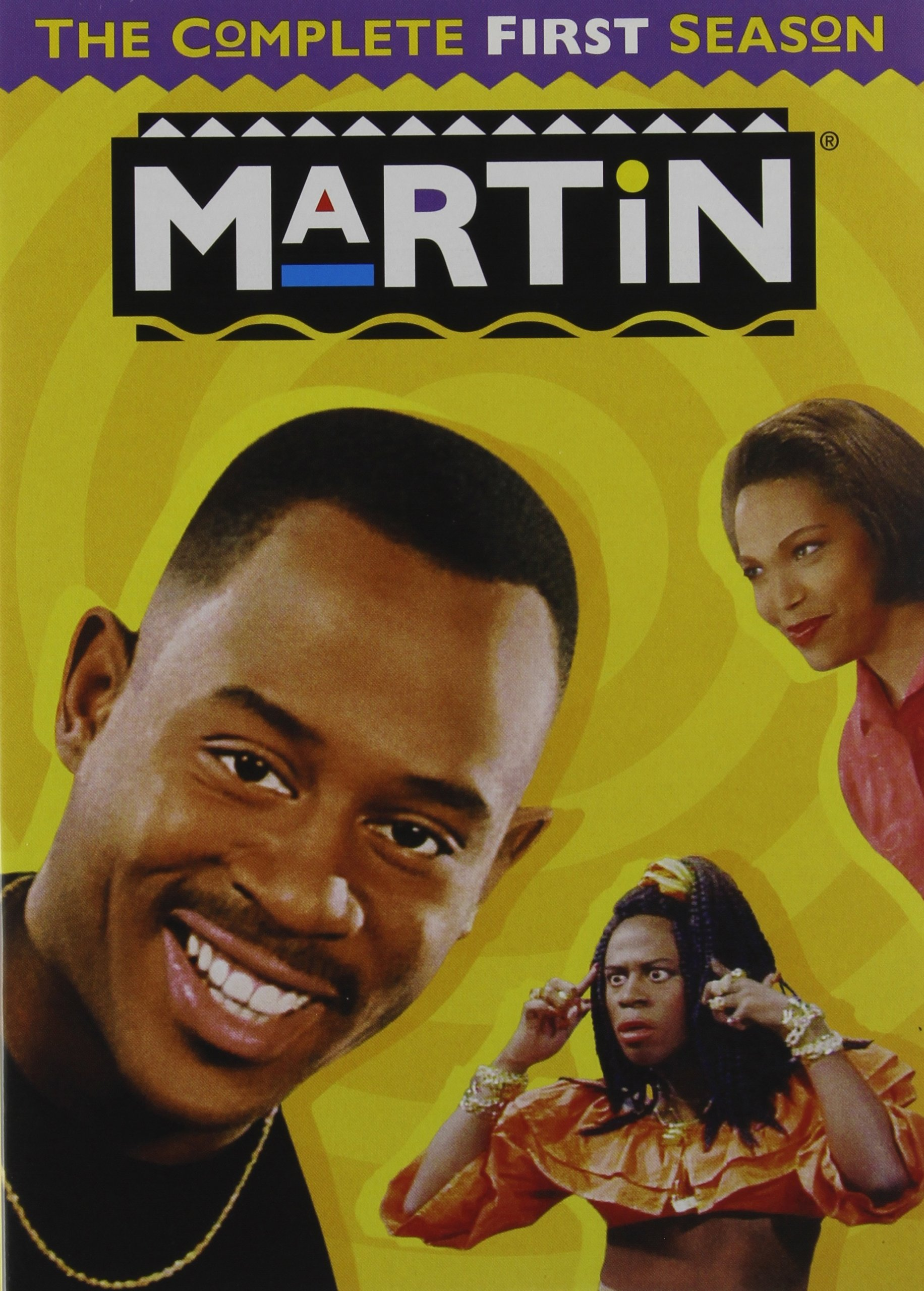 Martin: The Complete Seasons 1 & 2