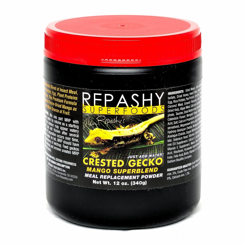Repashy Crested Gecko Mango Superblend (6oz Jar) Repashy Superfoods