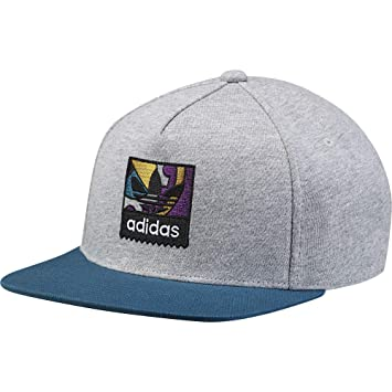 adidas Jersey Snapback Gorra Mujer, Pale Melange FR Unique (Taille Fabricant : OSFW): Amazon.es: Deportes y aire libre