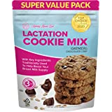 Lactation Cookies Mix - Oatmeal Chocolate Chip Breastfeeding Cookie Supplement Support for Breast Milk Supply Increase - 1.5