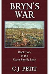 Bryn's War: Book Two of the Evans Family Saga Kindle Edition