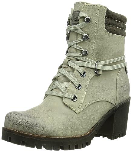 s.Oliver 26212, Damen Combat Boots, Grau (QUARTZ 202), 39 EU (6 ... 0ad5ae0a48