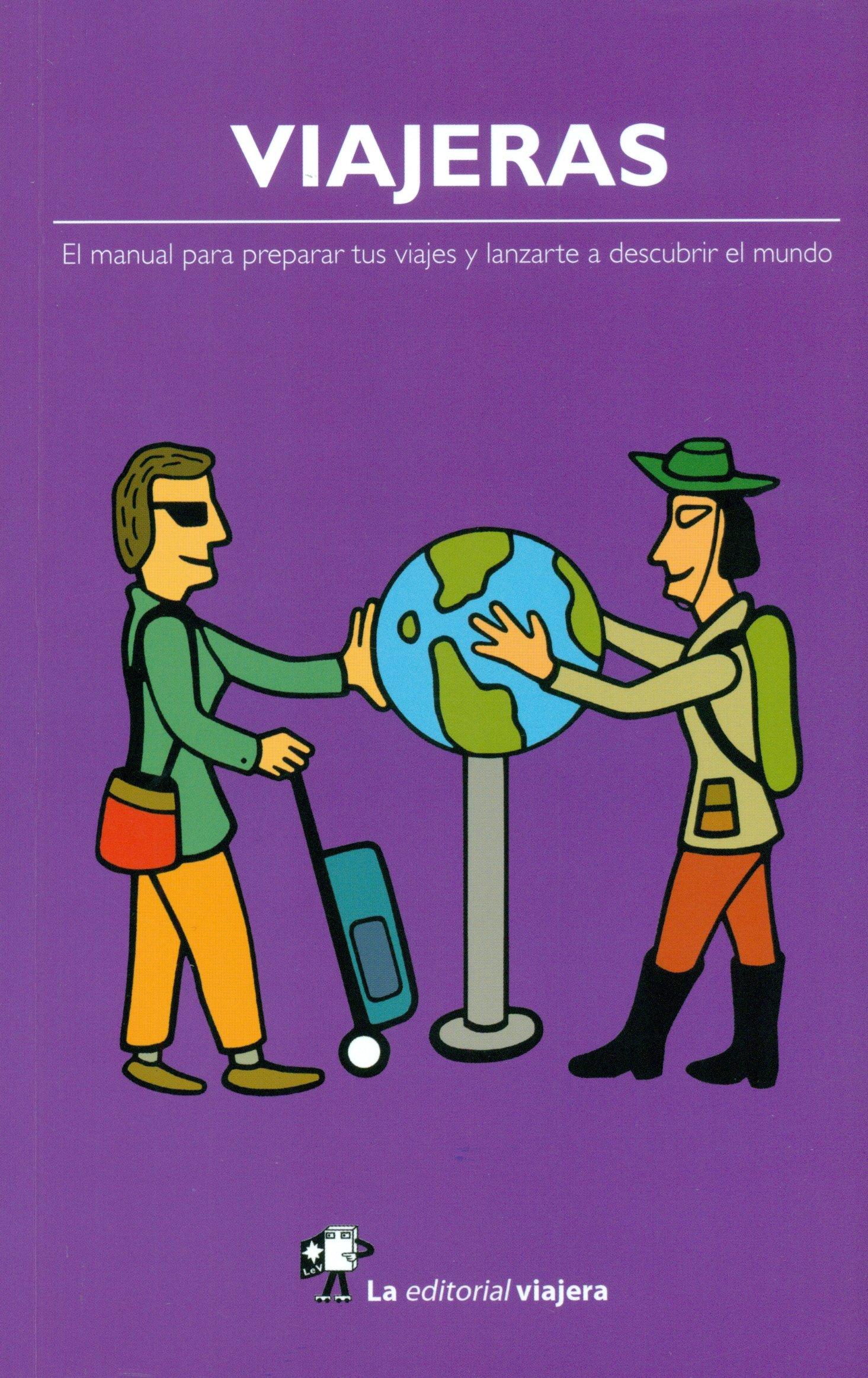 VIAJERAS (Spanish) Paperback – 2016